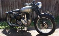 1950 BSA B33