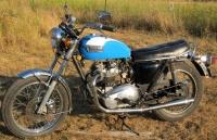 1973 Triumph Tiger 750