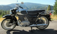 "1966 Honda CA77 305 ""Dream"""
