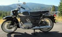 """1966 Honda CA77 305 """"Dream"""""""