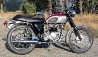 1966 Triumph T100RS