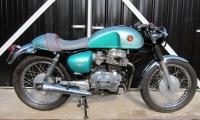 1978 Honda CB400 cafe racer