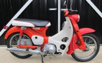 1967 Honda CM91