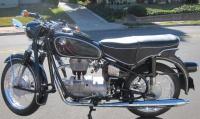 1965 BMW R27
