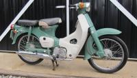 1968 Honda C50