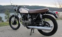1972 Honda 350