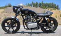 1979 Yamaha SR500 cafe racer