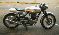 1974 Norton Commando 850 cafe racer